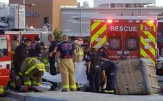 Khinh khí cầu rơi giữa đường tại Mỹ, 5 người thiệt mạng
