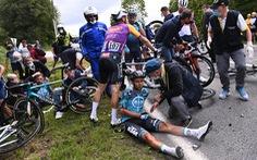 Video: Tai nạn liên hoàn ngày khai mạc Tour de France 2021