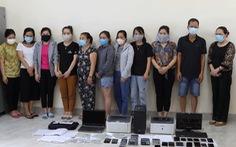 Triệt phá đường dây lô đề trên 36 tỉ đồng/tháng ở Quảng Bình