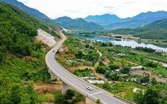 Gấp rút thi công cao tốc nối Quảng Trị - Huế - Đà Nẵng