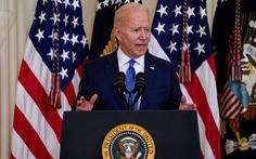 Tổng thống Biden ra lệnh không kích xuống Syria và Iraq