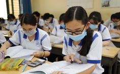 TP.HCM: Thí sinh không xét nghiệm coi như không dự thi đợt 1