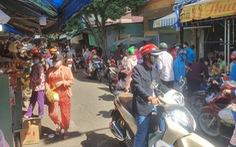 Tạm ngưng hoạt động chợ Tam Bình, TP Thủ Đức từ 21h đêm nay