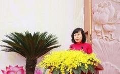 Bà Huỳnh Thị Hằng tái đắc cử chủ tịch HĐND tỉnh Bình Phước