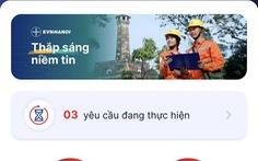 EVNHANOI thêm công cụ khách hàng giám sát dịch vụ điện