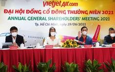 Vietjet mở rộng nhiều dịch vụ kinh doanh trong năm 2021