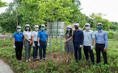 Toyota Việt Nam trồng cây hưởng ứng tháng hành động vì môi trường