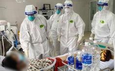 Chiến sĩ công an mắc COVID-19 ở quận Tân Phú được chuyển qua Bệnh viện Chợ Rẫy