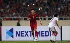 Giá quảng cáo các trận đấu của  tuyển Việt Nam ở UAE tăng mạnh