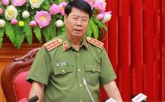 3 thượng tướng thôi chức thứ trưởng Bộ Công an từ ngày 1-6