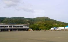 Đề nghị tạm dừng các chuyến bay đến Côn Đảo