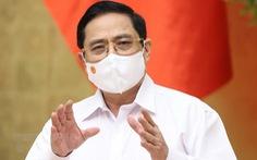 Thủ tướng Phạm Minh Chính: Thành viên Chính phủ cần '4 thật'