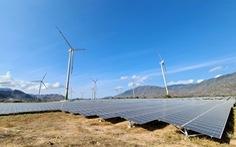 Tiêu thụ điện liên tiếp lên đỉnh mới, điện tái tạo chạy hết công suất