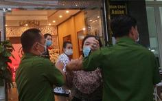 Thẩm mỹ viện khai trương không phòng dịch: Có Quang Tèo và Thanh Bi?