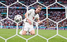 Video: Bàn thắng đầu tiên của Harry Kane tại Euro 2020