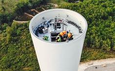 Hàng chục dự án điện gió Quảng Trị bớt nỗi lo 'tắc' truyền tải