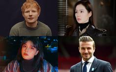 Đan Trường bị người hâm mộ lừa đảo, hình Ed Sheeran xem bóng đá với Beckham gây sốt