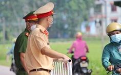 Bắc Giang gỡ phong tỏa huyện Việt Yên, chuyển sang giãn cách xã hội