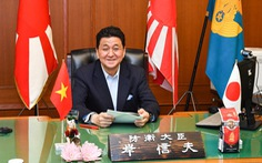 Hội đàm với Việt Nam, Nhật nêu lo ngại về luật hải cảnh Trung Quốc