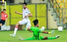 Video: UAE áp đảo, 'vùi dập' Malaysia tại vòng loại World Cup