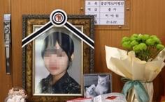 Người bị quấy rối tự sát, tướng Hàn Quốc mất chức