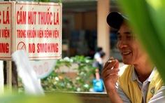 Tiểu tiện, đại tiện, vứt tàn thuốc không đúng chỗ: Phạt nặng khó khả thi, phạt nhẹ được không?