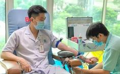 TP.HCM kêu gọi hiến máu cứu người dù đang giãn cách phòng dịch COVID-19