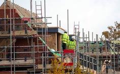 Vương quốc Anh thiếu nguồn cung vật liệu xây dựng
