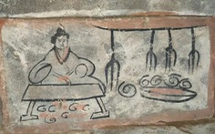 Làm thịt nướng BBQ cách đây 1.700 năm như thế nào?