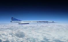 Hãng United Airlines sẽ sớm chở khách bằng máy bay siêu thanh