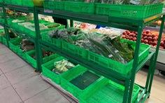 Lo ngại 'ngăn sông cấm chợ', nhiều loại rau hụt nguồn cung, giá tăng