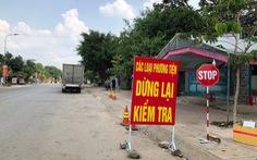 Bình Thuận lập 2 chốt kiểm soát dịch trên quốc lộ 1, giáp ranh 2 tỉnh Đồng Nai, Ninh Thuận