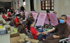 Hơn 50% đơn vị đã đăng ký hiến máu báo hủy