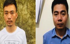 Vụ người đàn ông xưng phóng viên nhận tiền doanh nghiệp: bắt thêm 2 bị can