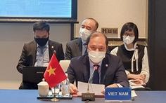 ASEAN, Trung Quốc bàn COC, đề cập diễn biến phức tạp ở Biển Đông