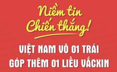 CĐV Việt làm thơ chiến thắng: 'Năm xưa vượt tuyết Thường Châu, năm nay nắng nóng cũng đâu nản lòng'