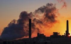 Nồng độ CO2 trong khí quyển tăng cao kỷ lục