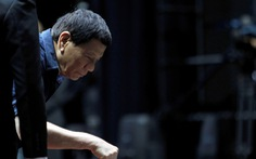 Thấy 'làm tổng thống rất bạc bẽo' nhưng ông Duterte 'không thấy ai xứng đáng thay thế tôi'