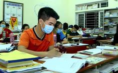 Hàng chục trường ở Nghệ An hoãn thi thử tốt nghiệp THPT