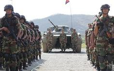 Mỹ chấm dứt chương trình đào tạo quân sự cùng Campuchia