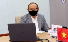 HLV Park Hang Seo: 'Việt Nam sẽ chuẩn bị vòng loại World Cup với trái tim khiêm nhường'