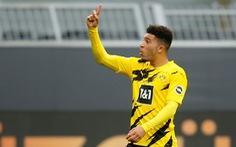 Man Utd chi 85 triệu euro chiêu mộ Jadon Sancho