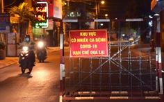 Cấm phương tiện qua một đoạn đường Nguyễn Thị Sóc (Hóc Môn) từ 20h đến 6h sáng