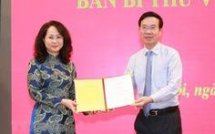 Bí thư Tỉnh ủy Lạng Sơn làm phó chánh Văn phòng Trung ương Đảng
