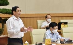 """Thủ tướng Phạm Minh Chính: Chưa thay đổi """"mục tiêu kép"""" như đã đề ra"""