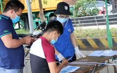 Người từ TP.HCM và các tỉnh về Tây Ninh được quản lý qua ứng dụng smartphone