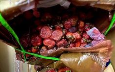 Rau củ quả tiếp tế người thân từ Bảo Lộc, Đà Lạt về Sài Gòn, 3 ngày chưa nhận được