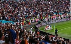 UEFA 'trúng độc đắc' khi Anh vào chung kết Euro 2020