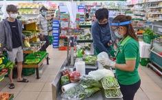 Sức mua ở TP.HCM hạ nhiệt, siêu thị, cửa hàng bắt đầu 'trả nợ' hàng online
