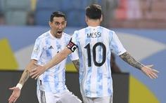 Di Maria - từ 'cận vệ' đến 'thiên thần hộ mệnh' của Messi